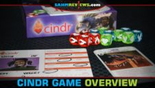 Cindr Push-Your-Luck Dice Game Overview