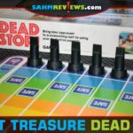 We remembered this game from the 80's, but had never owned it. This copy of Dead Stop! was only $2.88 at our thrift store and was only missing one piece! - SahmReviews.com