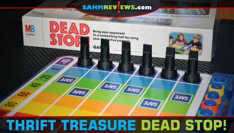 Thrift Treasure: Dead Stop! Game