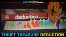 Thrift Treasure: Deduction Board Game