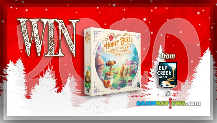 Holiday Giveaways 2020 – Honey Buzz by Elf Creek Games