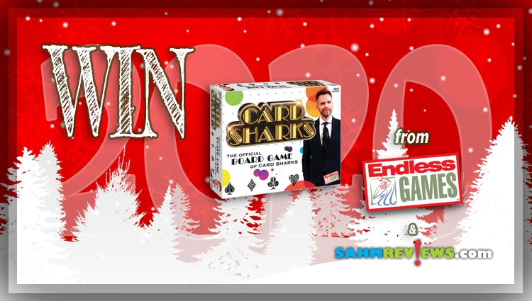 Holiday Giveaways 2020 – Card Sharks Game by Endless Games