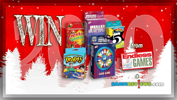 Holiday Giveaways 2020 – Card Game Prize Package by Endless Games