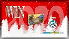 Holiday Giveaways 2020 – Spirit Island: Premium Token Pack Add-On by Greater Than Games