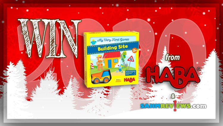 Holiday Giveaways 2020 – MVFG Building Site Game by HABA