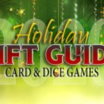 Looking for family gift ideas? Games are great for bonding, entertainment and education. Our annual Gift Guide features several ideas for card & dice games. - SahmReviews.com