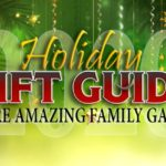 Looking for family gift ideas? Games are great for bonding, entertainment and education. Our annual Gift Guide features several ideas for family games. - SahmReviews.com