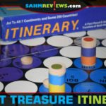 This week's Thrift Treasure find is mocking our inability to see the world right now. Will playing a game about travel be any better? Find out in Itinerary! - SahmReviews.com
