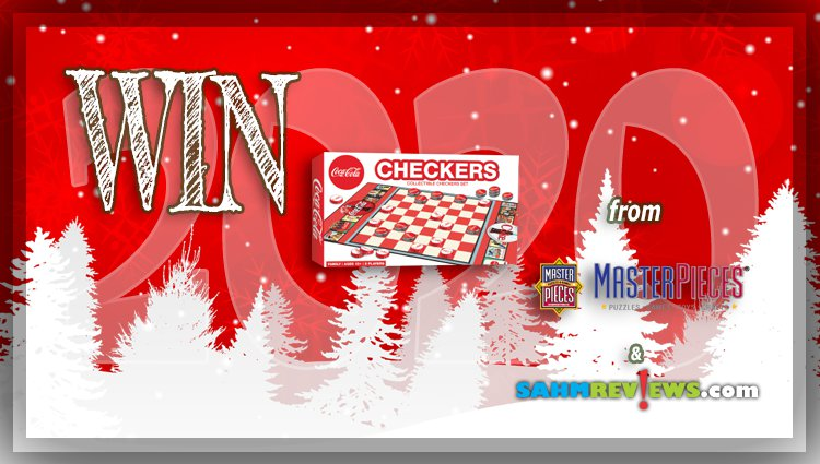 Holiday Giveaways 2020 – Coca-Cola Prize Package by MasterPieces, Inc.