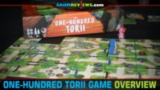One-Hundred Torii Tile-Laying Game Overview