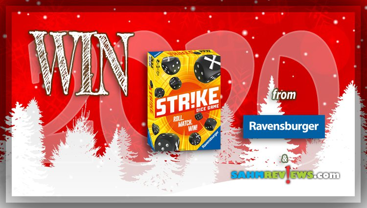 Holiday Giveaways 2020 – Strike Game by Ravensburger
