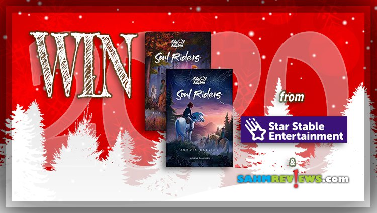 Holiday Giveaways 2020 – Soul Riders Books Volume 1 & 2 by Star Stable Entertainment
