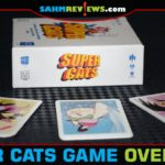 First the cats battle, then they take on a RoboDog in Super Cats by The Op . Can you outwit your opponents by choosing what they don't pick? - SahmReviews.com