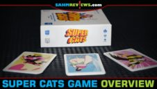 Super Cats Card Game Overview