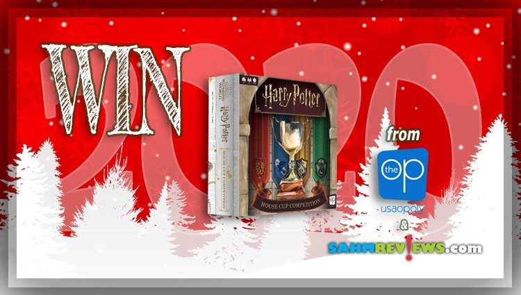 Holiday Giveaways 2020 – Harry Potter House Cup Competition Game by The Op