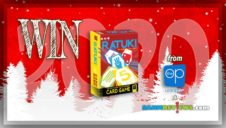 Holiday Giveaways 2020 – Ratuki Game by The Op