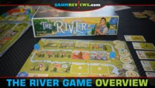 The River Board Game Overview