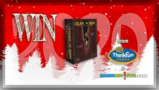 Holiday Giveaways 2020 – Escape the Room: The Cursed Dollhouse Game by ThinkFun
