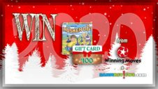 Holiday Giveaways 2020 – Husker Du Game & $100 Store Credit to Winning Moves Games