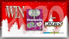 Holiday Giveaways 2020 – Stampede Game by WizKids