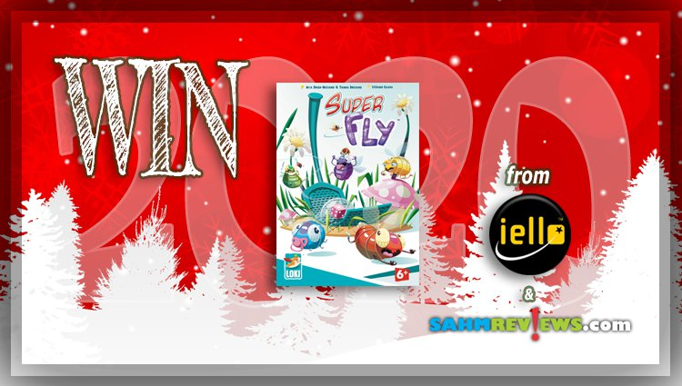Holiday Giveaways 2020 – Superfly Game by iello / Loki