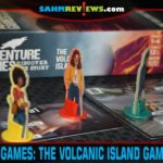 Adventure Games: The Volcanic Island by Kosmos is kindof like an escape room - except the room is an island. Work together to learn more about the smugglers! - SahmReviews.com