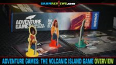 Adventure Games: The Volcanic Island Story Game Overview