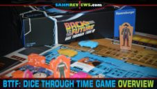 Back to the Future: Dice Through Time Dice Game Overview