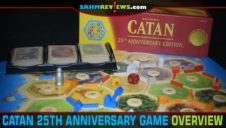 Catan 25th Anniversary Edition Game Overview