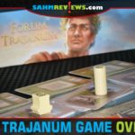 Construct buildings in your own Colonia while contributing to the development of Rome in Forum Trajanum from Stronghold Games. - SahmReviews.com