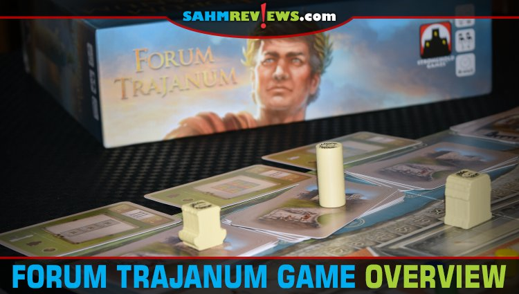 Forum Trajanum Strategy Game Overview