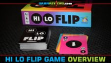 Hi Lo Flip Card Game Overview