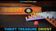 Thrift Treasure: Orient 3-D Chinese Checkers Game