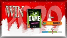 Holiday Giveaways 2020 – The Game: Quick & Easy Game by Pandasaurus Games