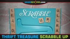 Thrift Treasure: Scrabble Up Word Game