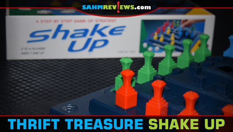 Thrift Treasure: Shake Up Board Game