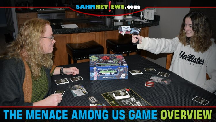 The Menace Among Us Board Game Overview