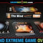 The Mind Extreme by Pandasaurus Games is the natural follow-up to the award-winning card game, The Mind. Find out why this one might replace it! - SahmReviews.com
