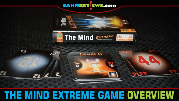 The Mind Extreme Card Game Overview