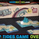 Set sail to pick up and deliver goods to fulfill orders on various islands. But watch out for the Tricky Tides in this game from Zafty Games. - SahmReviews.com