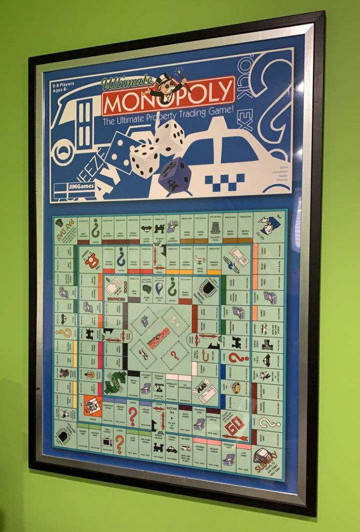 Who's the crazy one for wanting to try to assemble and play Ultimate Monopoly? This fan-made variation of the classic game is something you have to see! - SahmReviews.com