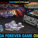 Help defend The Great Mound from villains, mine Vibranium and challenge for leadership in Wakanda Forever from Spin Master Games. - SahmReviews.com