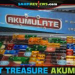 Akumulate is like Scrabble, but with numbers and a bit of math. Oh, it also uses polyominos instead of tiles! Check out this week's Thrift Treasure! - SahmReviews.com
