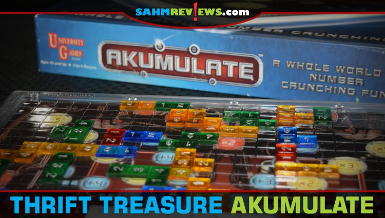Thrift Treasure: Akumulate Board Game