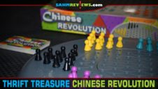 Thrift Treasure: Chinese Revolution Board Game