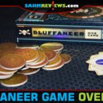 Bluffaneer by Big G Creative is another game that will test your ability to lie. If you think you're the best bluffer, try to win a copy for yourself! - SahmReviews.com