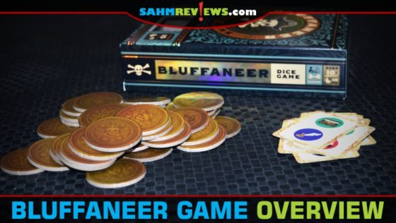 Bluffaneer Dice Game Overview