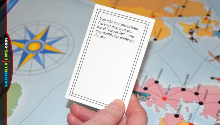 Similar to Deutschlandreise, the Explore Europe board game had us travelling all across the continent! Does this vintage game hold up to today's standards? - SahmReviews.com