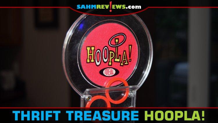 Thrift Treasure: Hoopla Dexterity Game