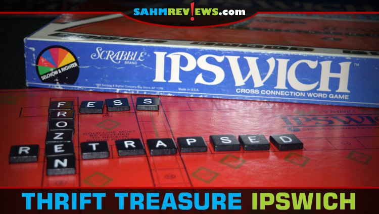 Thrift Treasure: Ipswich Word Game